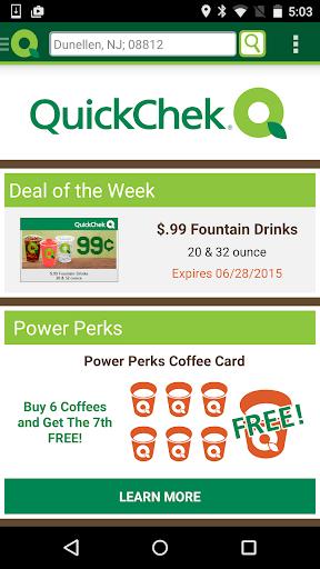 QuickChek Deals