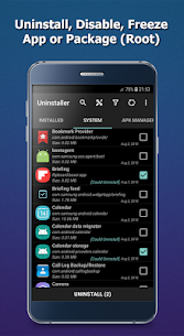Root Uninstaller 1.0.6 MOD Apk Download 1