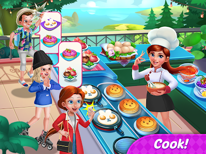 Food Diary: Cooking Game and Restaurant Games 2020 7