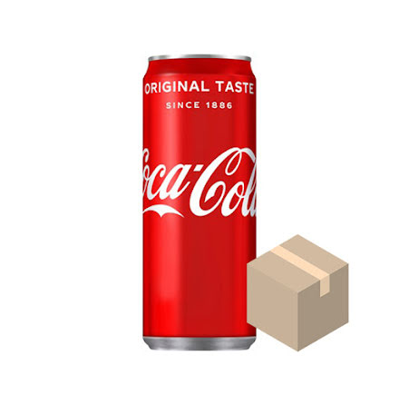 Coca-Cola Classic 20x33 cl