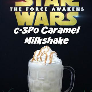 Caramel Milkshake Recipe