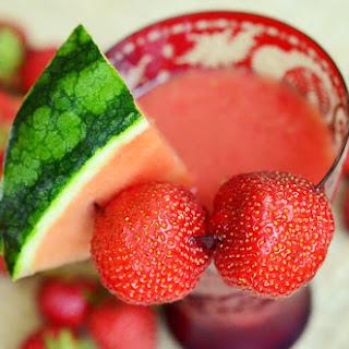 Strawberry & Watermelon Smoothie