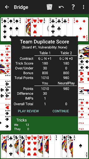 Bridge by NeuralPlay cheat screenshots 5