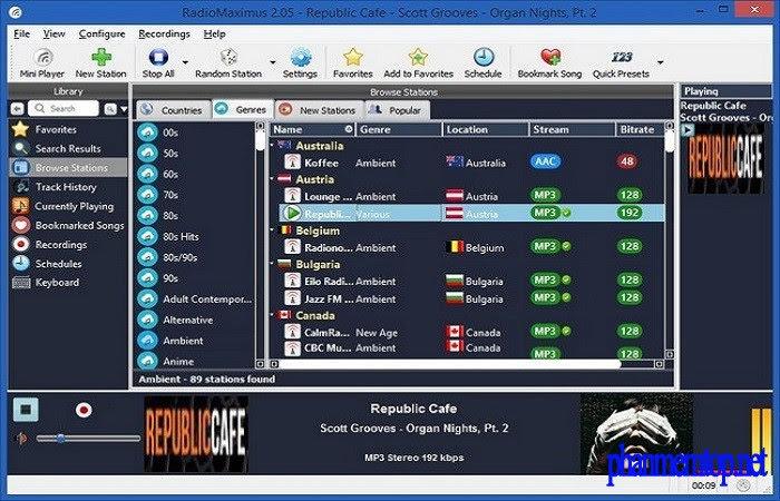RadioMaximus Pro Free Download
