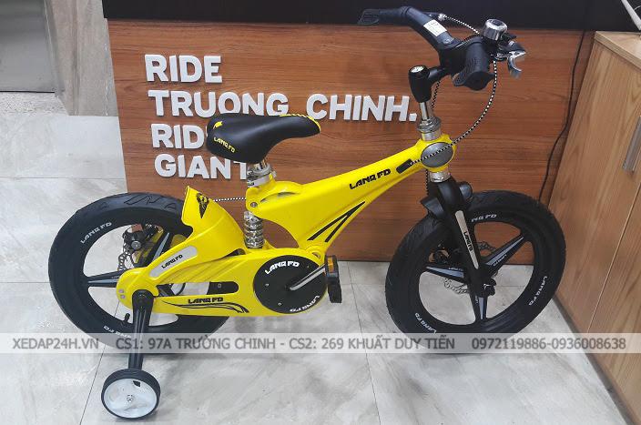 Xe đạp trẻ em chính hãng LanQ, Royalbaby, Stitch, TrinX, Galaxy,... - 1