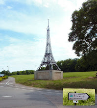 Photo: ...hier geht´s nach France bei Apach, der Radweg Chemin de la Moselle