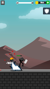 Download Stickman Hero For PC Windows and Mac apk screenshot 4