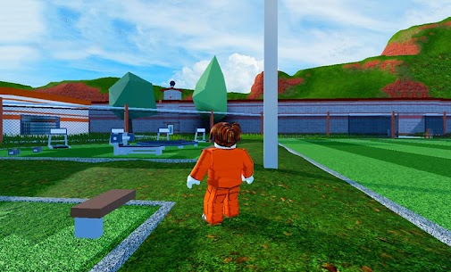 Obby Escape from prison roblx run mod 1