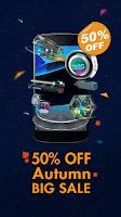 Screenshot of Next Launcher 3D Shell