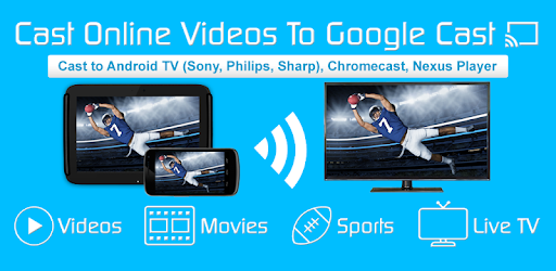 Video & TV Cast | Cast to Google Cast Android TVs - Apps on Google Play