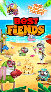 ApkMod1.Com Best Fiends – Puzzle Adventure + (Mod Money) for Android Android Casual Game