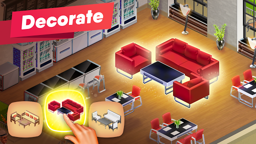 My Cafe u2014 Restaurant game screenshots 2