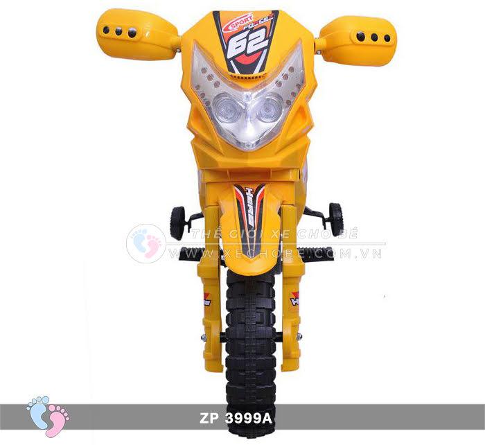 Xe mô tô điện 2 bánh địa hình cho bé ZP3999A 9