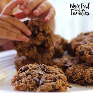 Healthy Oatmeal Breakfast Cookies Recipe