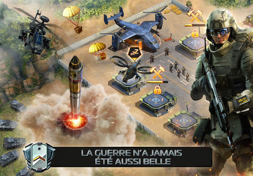 Soldiers Inc: Mobile Warfare  captures d'u00e9cran 1
