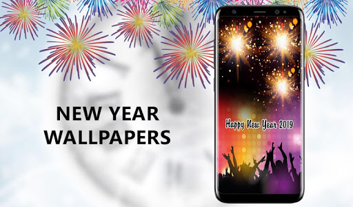 New Year Wallpaper 2019 ud83cudf89 Happy New Year GIF 2019 1.1 screenshots 13