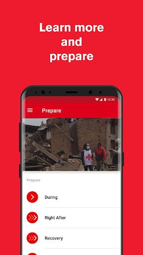 Earthquake -American Red Cross  screenshots 4
