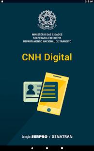 Resultado de imagem para cnh digital