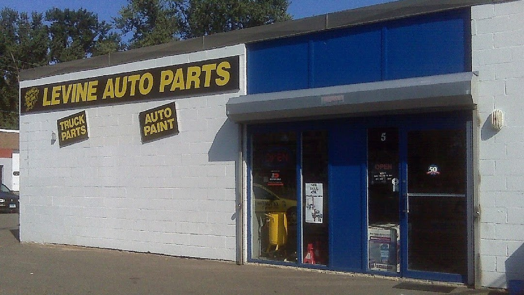 Auto Paint Store >> Levine Auto Parts Paint Store East Hartford Ct Auto