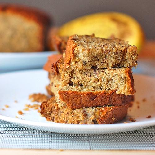 Maple Banana Bread Recipe