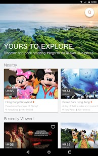 Klook Activities & Attractions- screenshot thumbnail