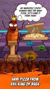 Bug Wars: Operation Pizza 1.3 APK + Modificación (Free purchase) para Android