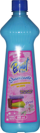 suavizante brait floral 500ml