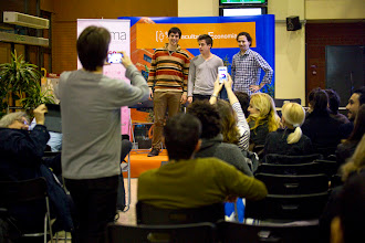 Photo: XIII FORUM D'OCUPACIO I EMPRENEDORIA DE LA FACULTAT D'ECONOMIA. IX HORCHATA AND TWITTS