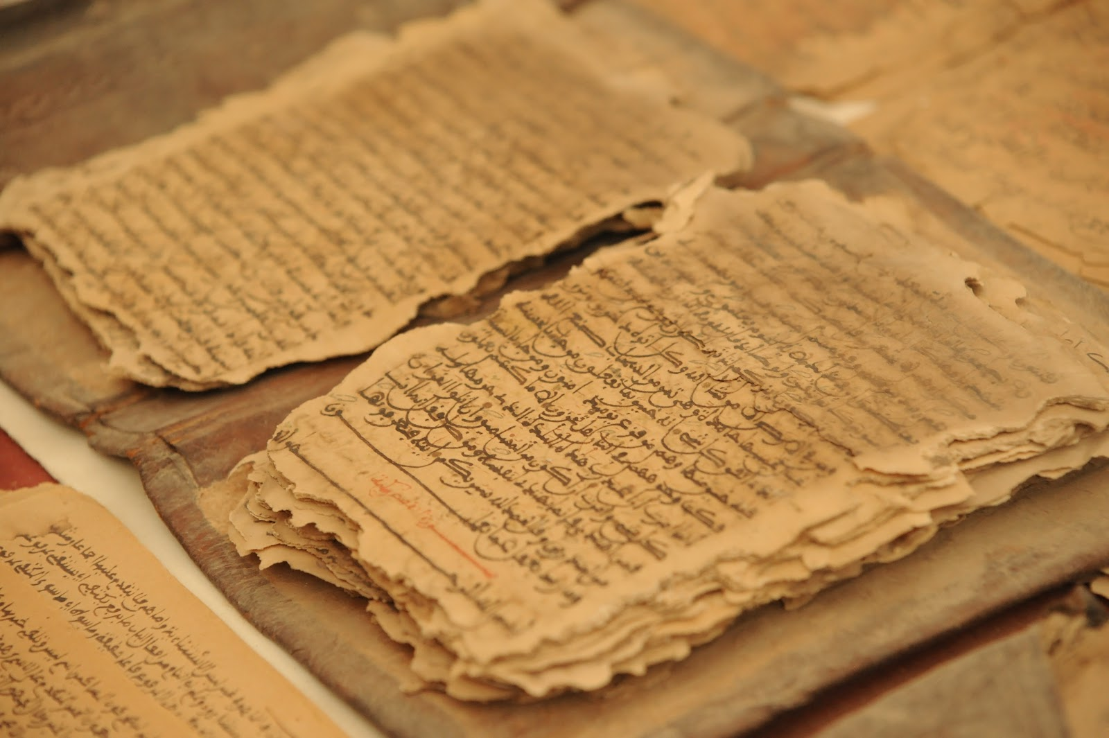 preservation and compilation of quran