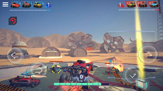 METAL MADNESS PvP: Car Shooter & Twisted Action 7