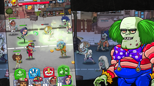 Zombieland: Double Tapper apkpoly screenshots 6