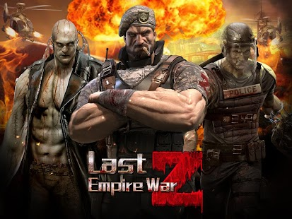 Last Empire - War Z: Strategy Screenshot