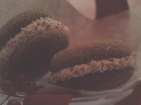 Gingerbread Whoopie Cookies With Lemon Creme Recipe