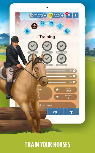 Howrse - free horse breeding farm game 4.0.5 screenshots 18