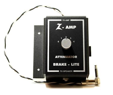 Dr Z Brake Lite Attenuator for mounting in combo amp