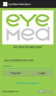 EyeMed Members- screenshot thumbnail