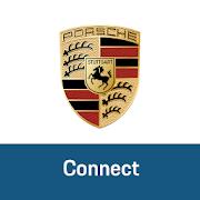 Logo Porsche Connect