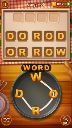 Word Cookies!® screenshot 1