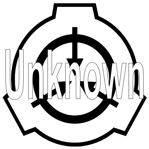 SCP: Unknown.