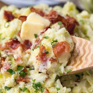 Colcannon (Cabbage and Potatoes) Recipe