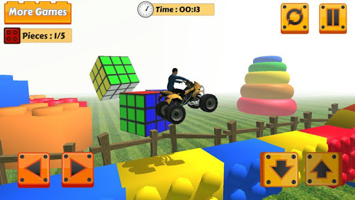 ATV Racer: 3D Toys World