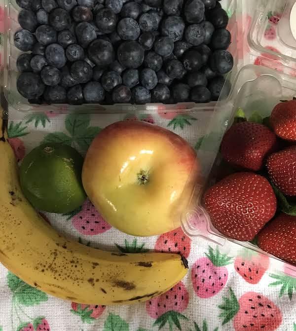 Fruit Salad Mmb