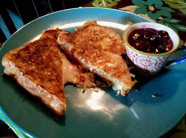 Coconut Cherry Monte Cristo Recipe