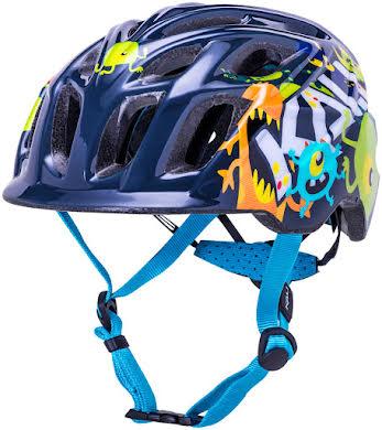 Kali Protectives Chakra Child Helmet - Monsters, Sprinkles, Unicorns alternate image 2