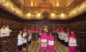 Dos nuevos canónigos de la Catedral de la Encarnación