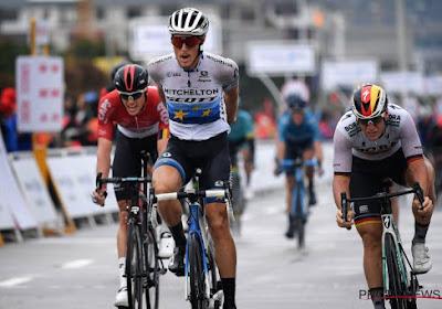 Ruta Del Sol : Matteo Trentin remporte la seconde étape