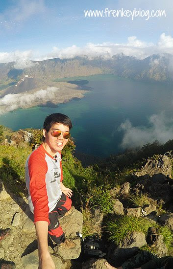 Check in Completed! Plawangan Senaru - Rinjani