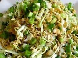 Crunchy Cabbage Salad Recipe