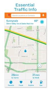 AT&T Navigator: Maps, Traffic screenshot 00