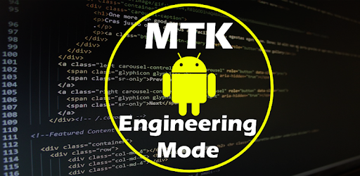 MTK Engineering Mode App APK - by Android Idea - Tools Category